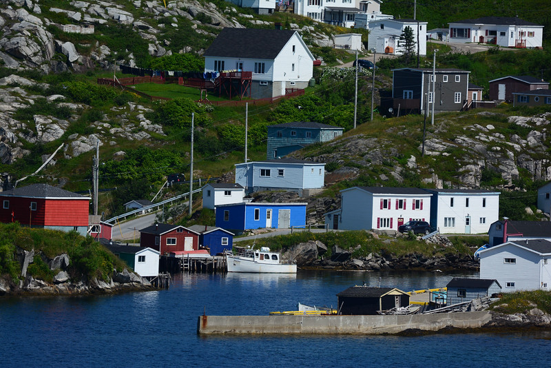 Rose Blanche, Newfoundland