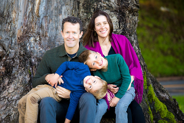 Marshall Family Holiday 2016
