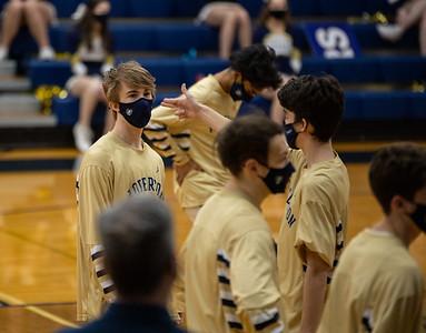 Boys Varsity Basketball 2/4