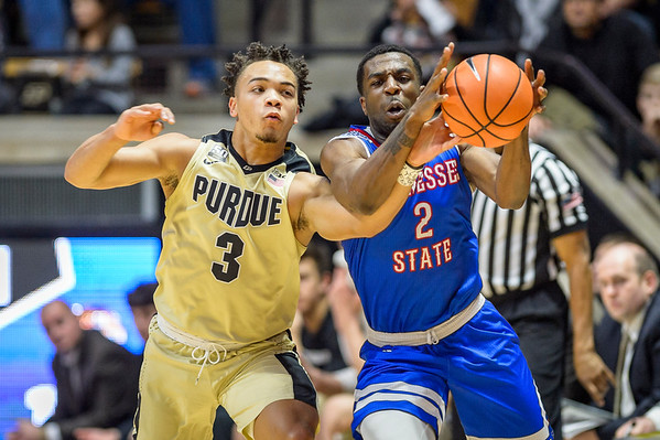 12/21/17 #16 Purdue 97, Tennessee St 48