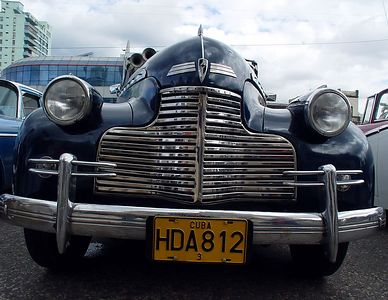 Vintage Cars and Bykes