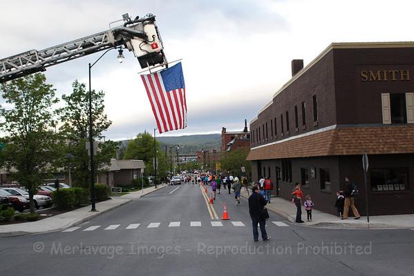 2010 Mountain Maryland Marathon