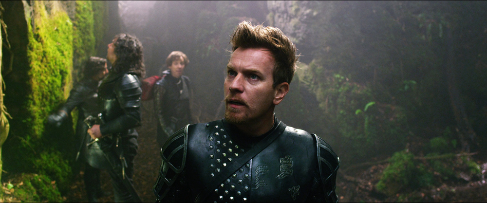 """Description of . This film image released by Warner Bros. Pictures shows Ewan McGregor in a scene from \""""Jack the Giant Slayer.\"""" (AP Photo/Warner Bros. Pictures)"""