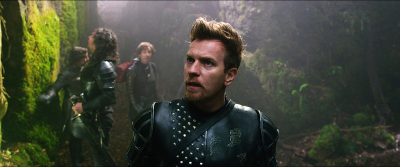 ". This film image released by Warner Bros. Pictures shows Ewan McGregor in a scene from ""Jack the Giant Slayer.\"" (AP Photo/Warner Bros. Pictures)"