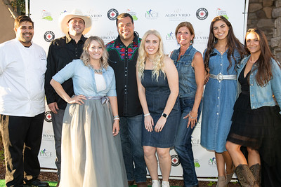2018 AVCC Charity Classic Step & Repeat