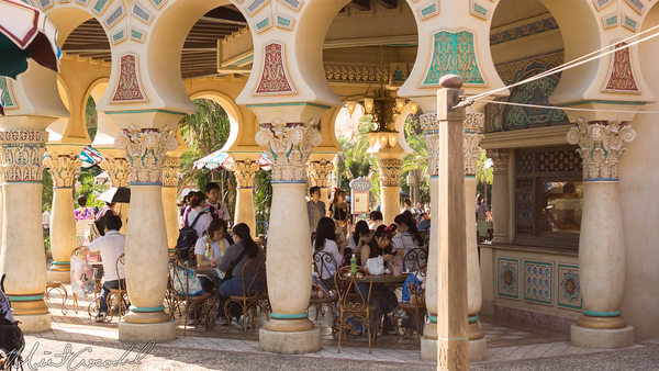 Disneyland Resort, Tokyo Disneyland, Tokyo Disney Sea, Tokyo Disney Resort, Tokyo DisneySea, Tokyo, Disney, Arabian Coast, Sultan, Sultans, Oasis, Desert, Dessert, Ice Cream