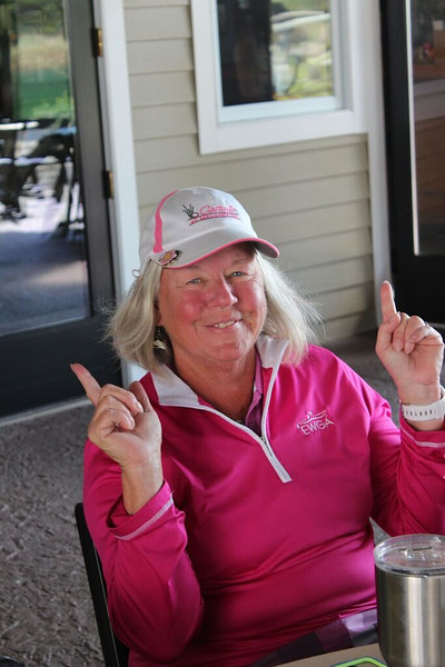 Rebecca Pecher Open B Flight Champion