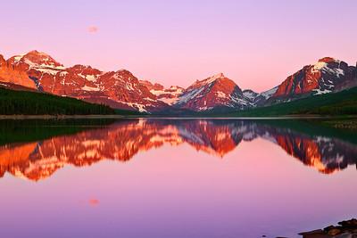 Montana, Glacier National Park - 蒙大拿, 冰川国家公园