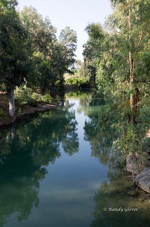 Baptisms in the Jordan River