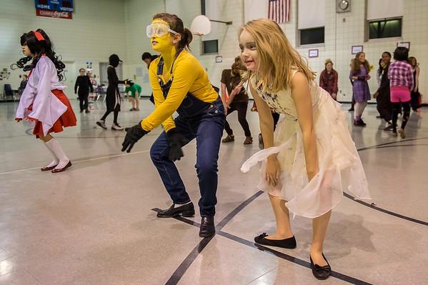 15 BACS Halloween Dance