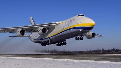 Antonov An-124 Ruslan (NATO reporting name: Condor