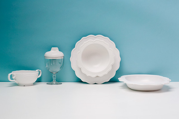 Reale dishware High resolution image for NY Now 2018
