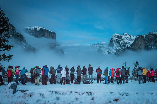 Yosemite Winter 2016