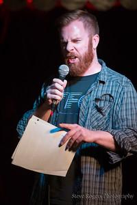 Competitive Erotic Fan Fiction - Austin Sketch Fest Night 4 5/23