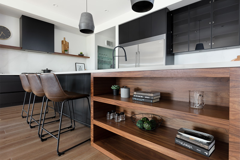 Westwood/Richmond Showhome Kitchen