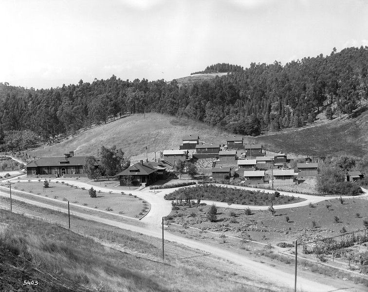 1915, Barlow Sanatorium