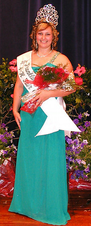 Franklin  County 4-H Fair Queen Pageant 2014