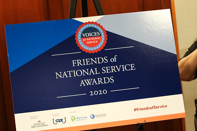 Friends of National Service 2020