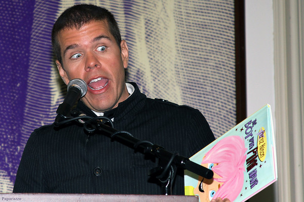The Many Faces Of Perez Hilton