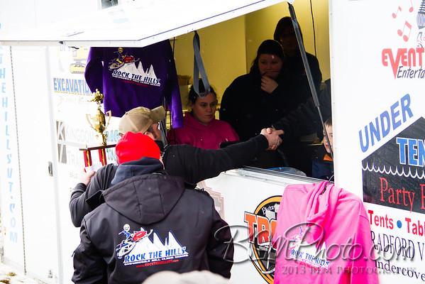 Snow Rodeo 2013 - Awards