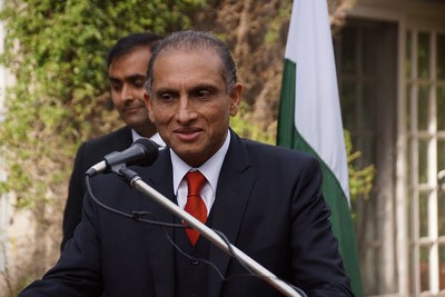 Pakistan's Foreign Secretary's Visit