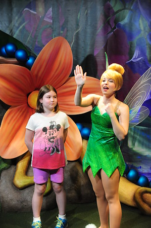 At Disney World 2014