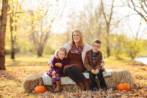 Fall Family Mini Sessions-The Elderkin-Mills