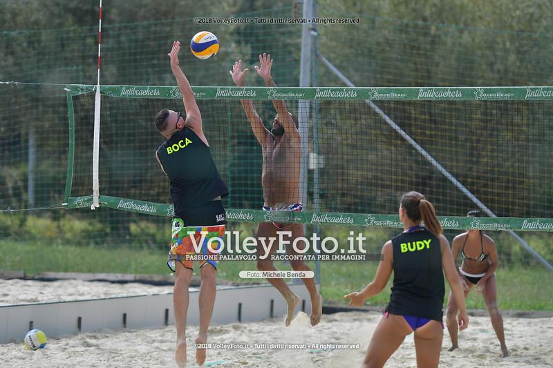presso Zocco Beach PERUGIA , 25 agosto 2018 - Foto di Michele Benda per VolleyFoto [Riferimento file: 2018-08-25/ND5_8594]