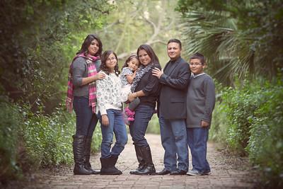 Cavazos Family