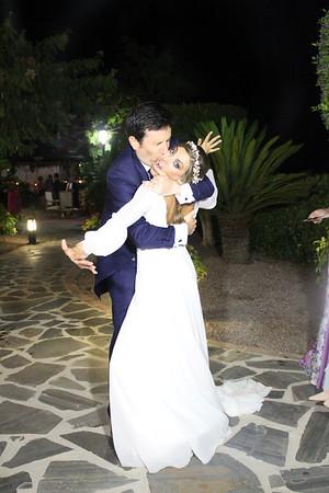 Raquel y Antonio