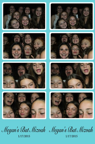 Megan's Bat Mitzvah January,17 2015