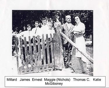 McGiboney history