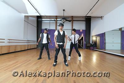 Erick Rios Dance Trio