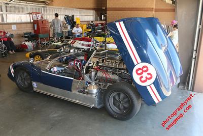 SVRA Sportscar Vintage Racing Association