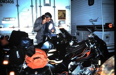 Anne's Ride Report '84