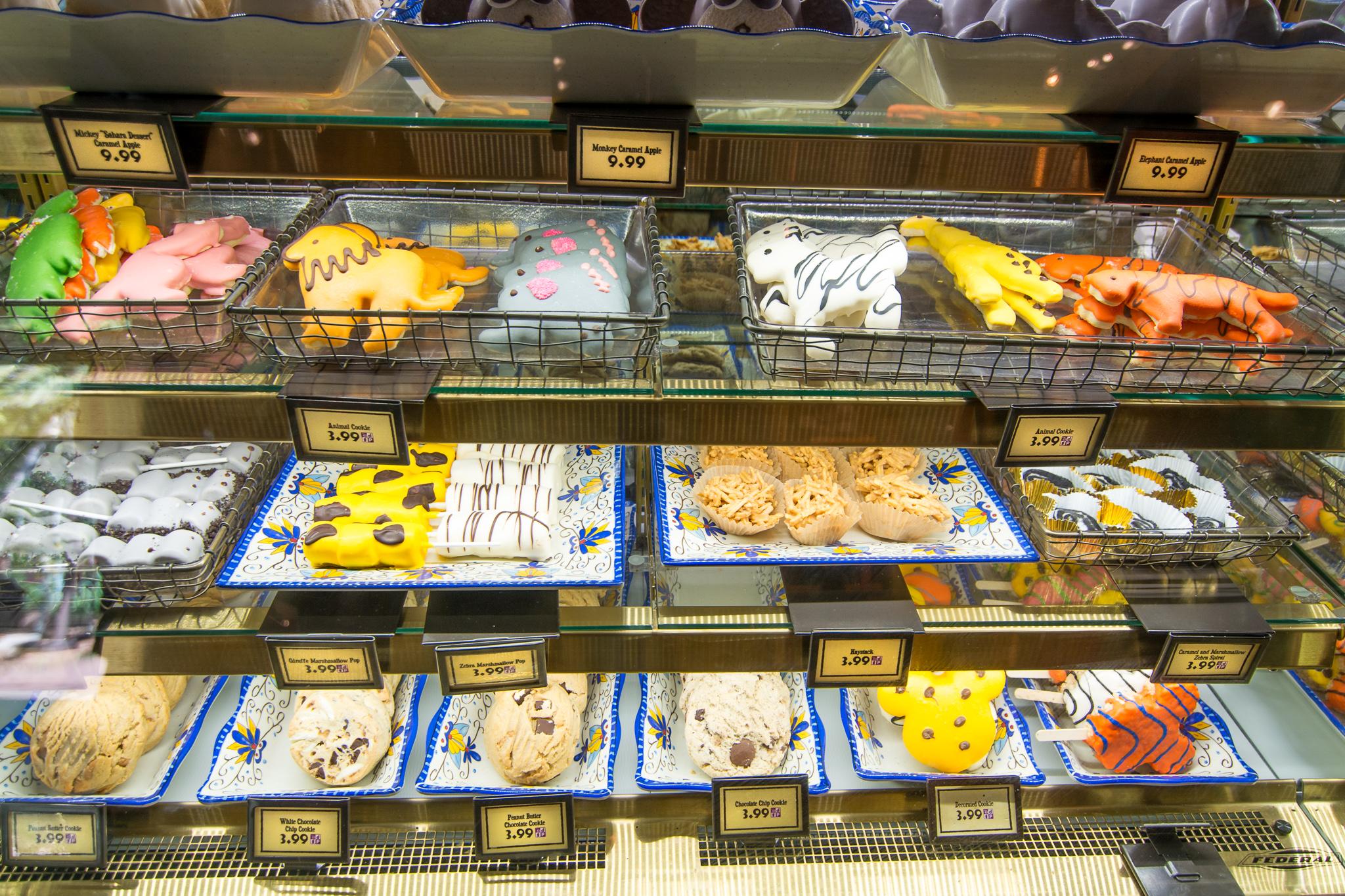 Zuri's Sweets Shop - Disney's Animal Kingdom