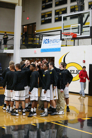 2013-2014 Centerville High School Boys Basketball