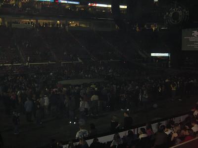 Black Eyed Peas concert - RBC Center 2010