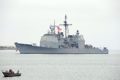 USS Mobile Bay CG-53