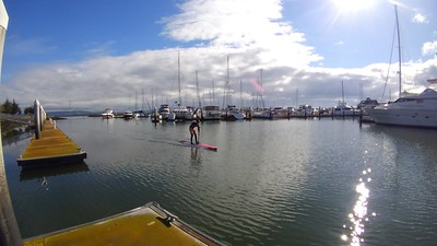Redwood City Paddle Race 02-09-19