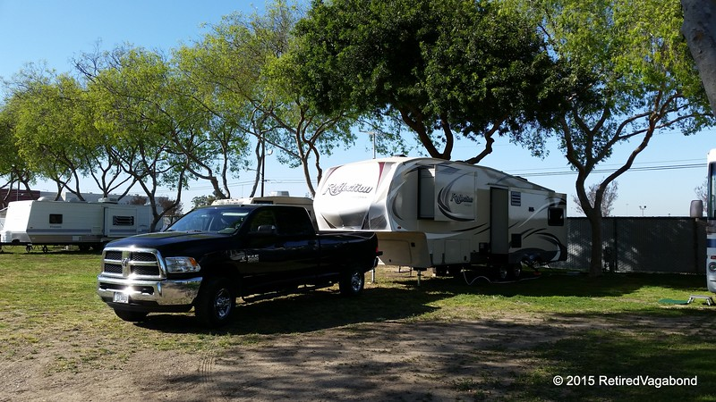 Orange County Fairgrounds - RV Park