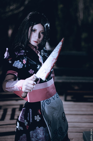 Alice : Madness Returns Mysterious East