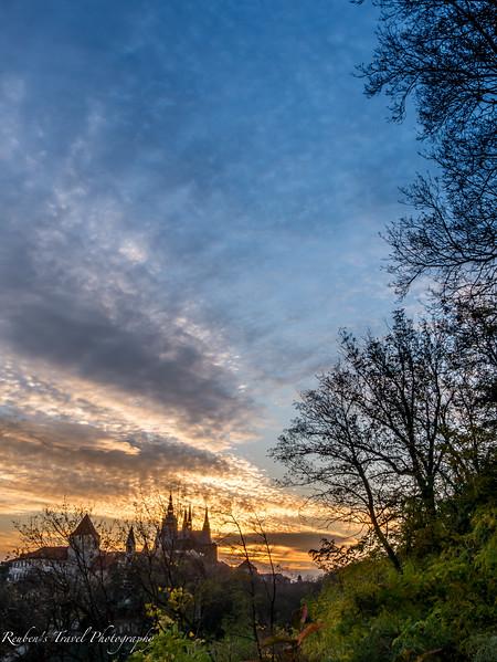 HDR Prague castle sunset clouds.jpg