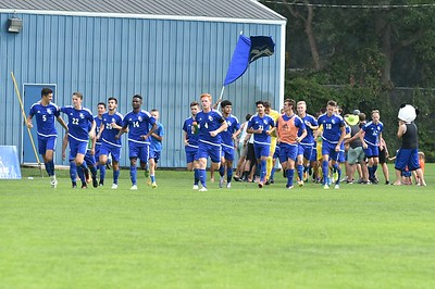 Bethel College Men's Soccer - 2017 vs Lawrence Tech