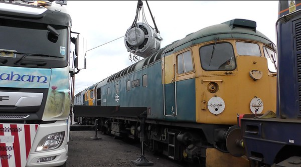 26038 restoration at Bo'ness .