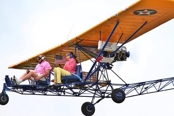 Cavalcade of Planes 2013