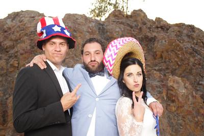 Hannah+Josh ~ Wedding Photobooth!