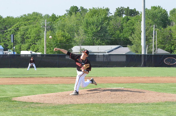 GC Baseball SLIAC Tourney day 2
