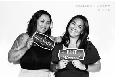 Melissa & Jatra 8.5.18