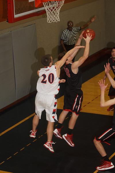 RCS Varsity Boys' Basketball vs VC - 01.16.13